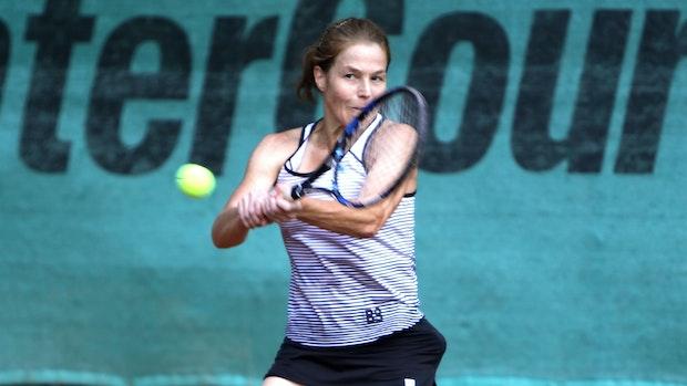 Tennissaison biegt auf die Zielgerade ein
