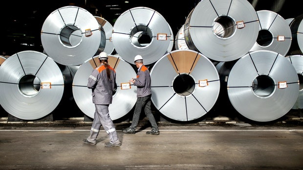 Auftragseingang der niedersächsischen Industrie zieht an