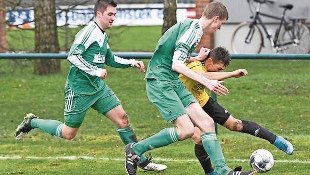 SV Höltinghausen greift nach Coronapause wieder an