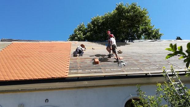 Hilfe aus Mühlen finanziert neues Dach in Alba Iulia