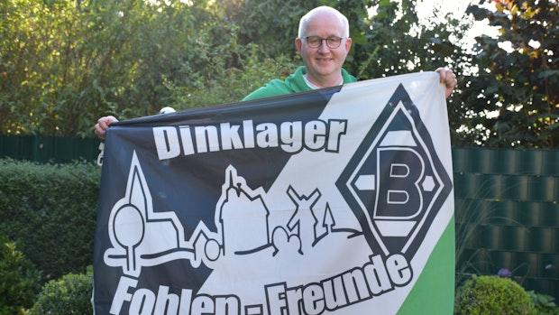 Er freut sich auf eine Bratwurst im Borussia-Park