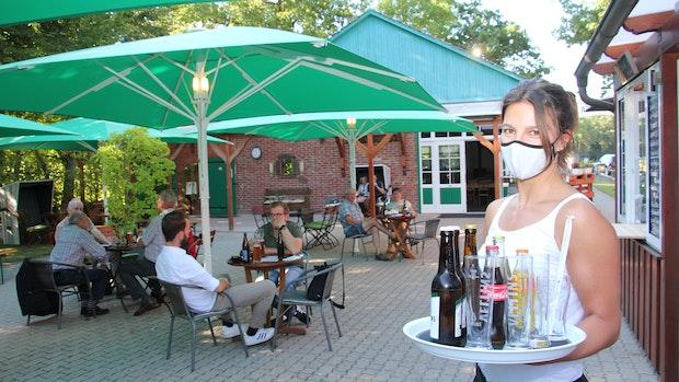 Auf der Westerheide fließt schon das Bier