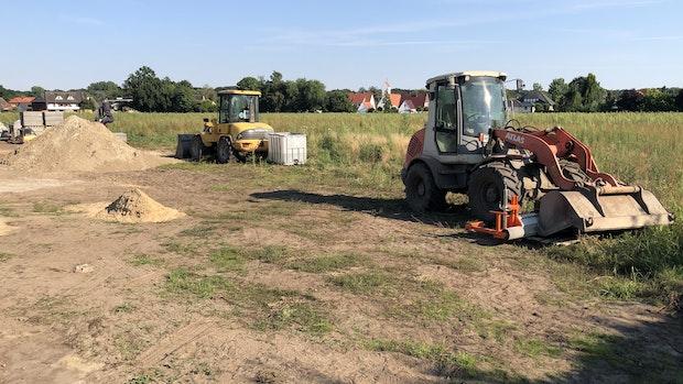 Bei Staggenborg entstehen 44 Grundstücke