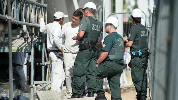 Gewerkschaft sieht kriminelle Energie am Bau