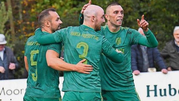 Hansa Friesoythe ist fairste Mannschaft im Oldenburger Münsterland