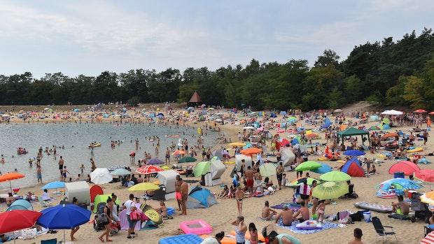 Tragödie überschattet Badespaß im Landkreis