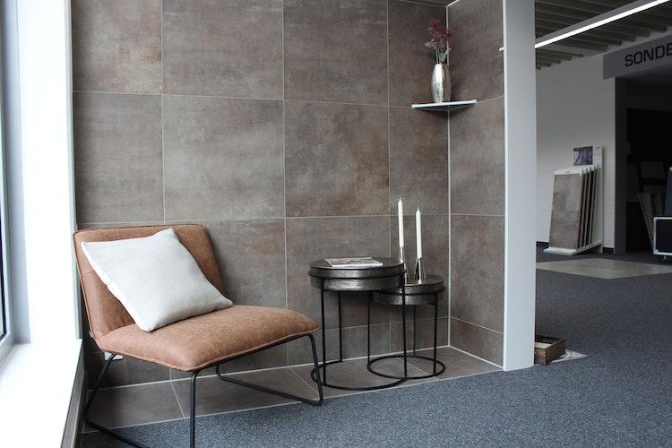 Vielfältige Gestaltungsmöglichkeiten: Auf 200 Quadratmetern können die Kunden sich einen Überblick verschaffen. Foto: Heinzel