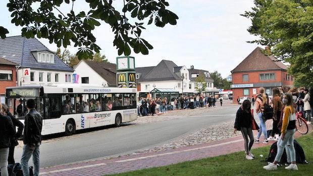 1,55 Millionen für neuen Busbahnhof