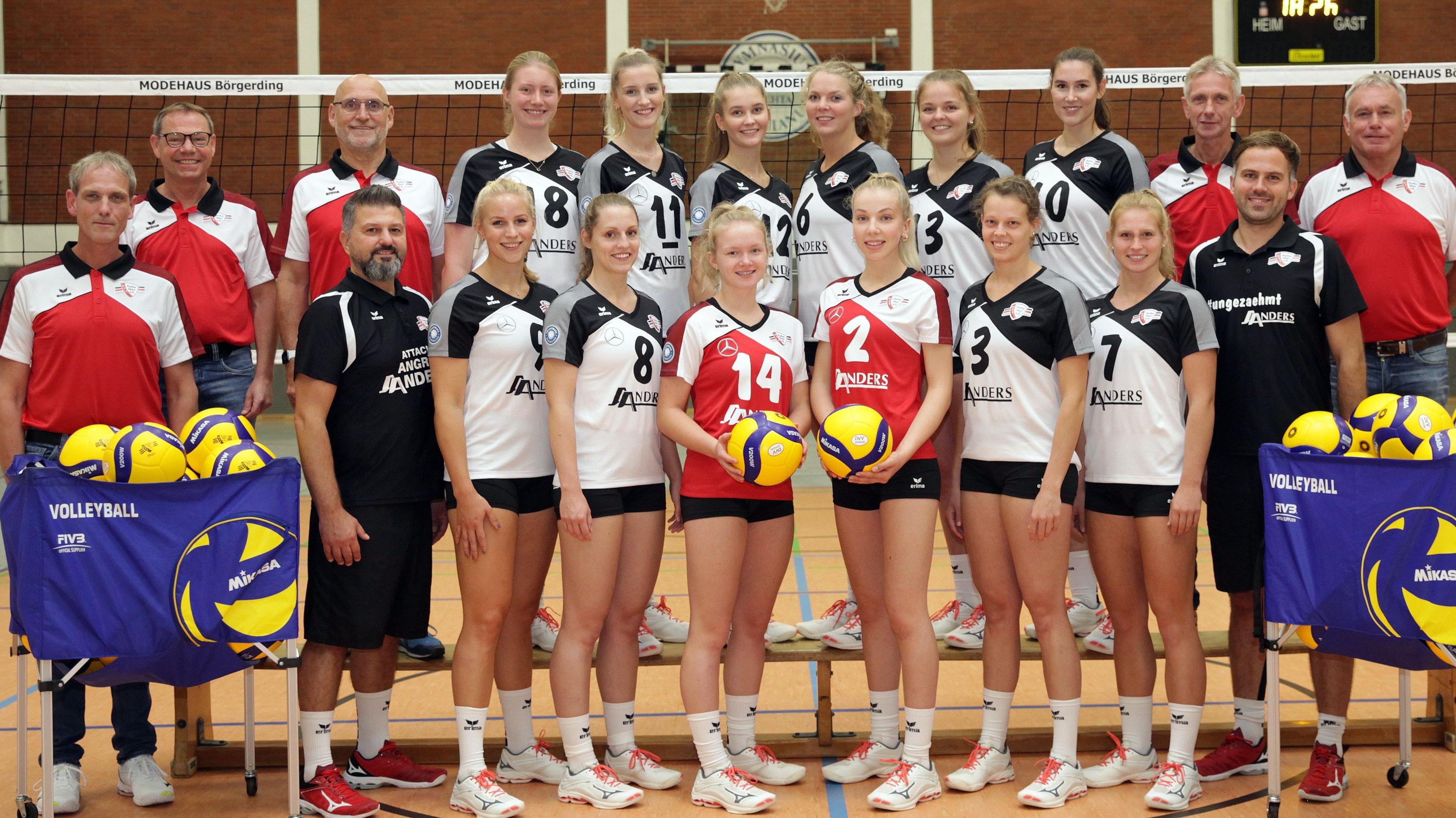 Das Team für die neue Saison: Der VfL Oythe 2020/21. Foto: Schikora