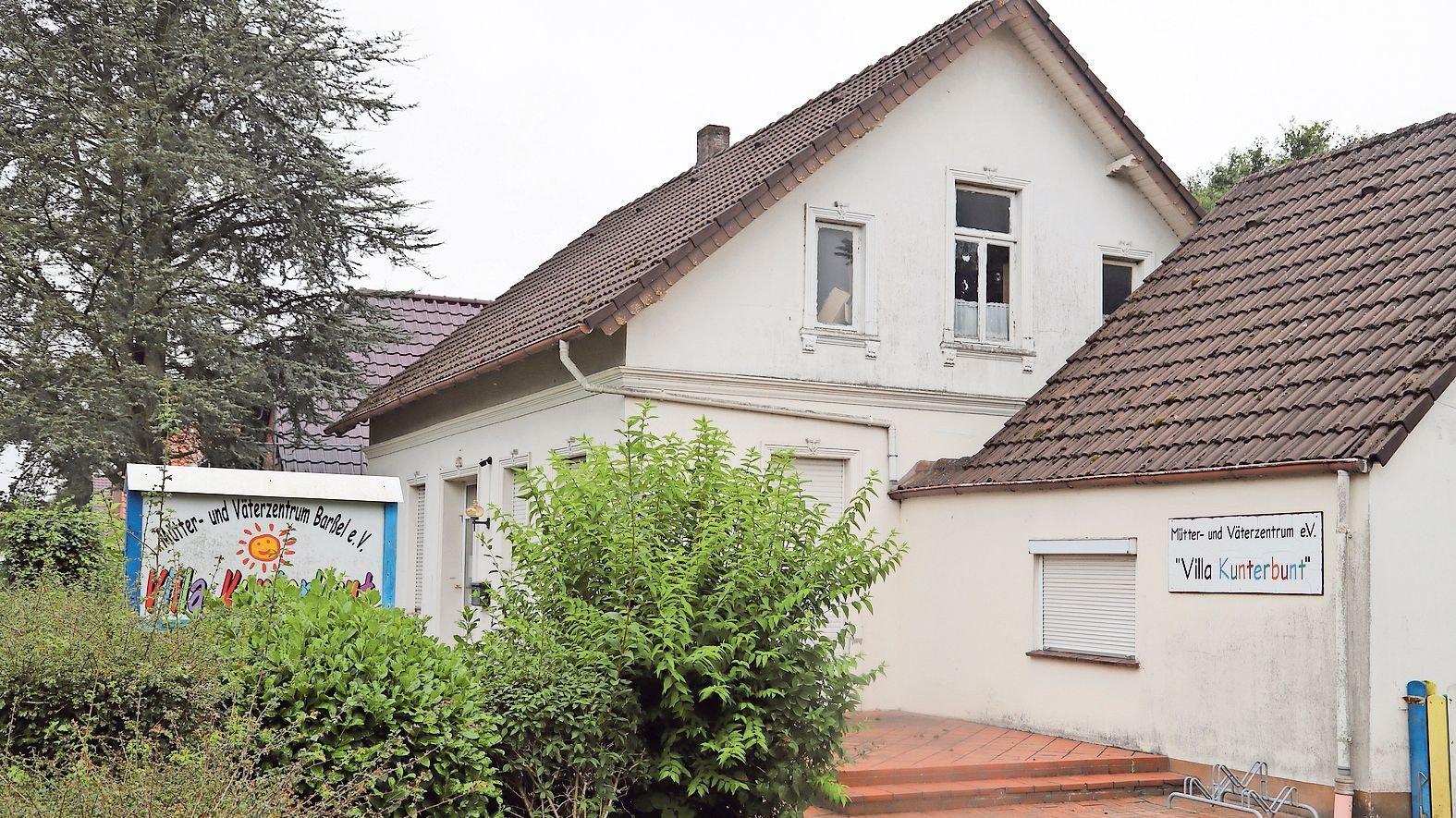 """5000 Euro jährlich: Die """"Villa Kunterbunt"""" in Barßel kann weiterhin auf die finanzielle Hilfe der Gemeinde Barßel bauen. Foto: C. Passmann"""