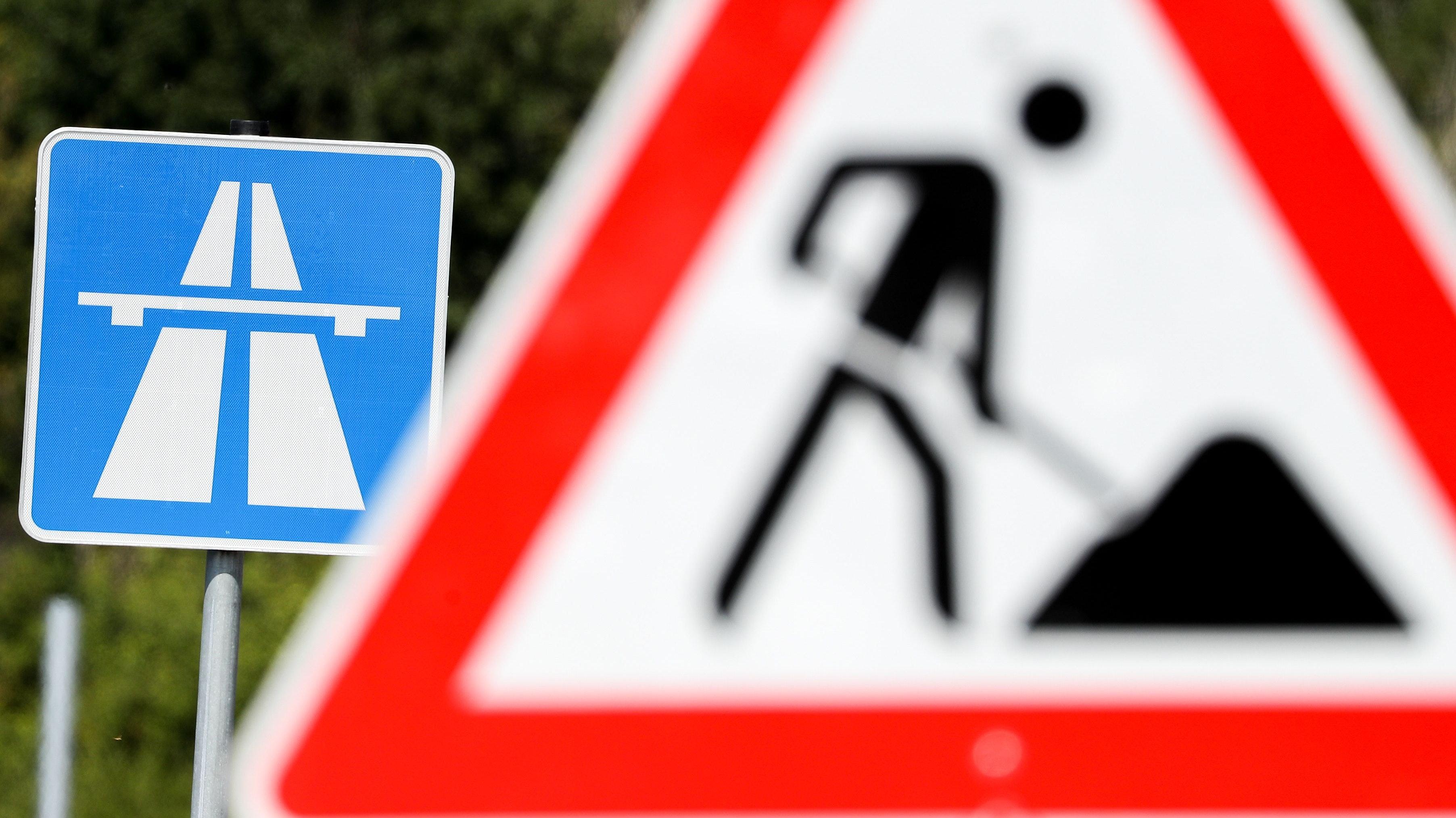 Die A1 entlang der Kreis Cloppenburg und Vechta wird mal wieder zur Baustelle. Foto: dpa/Woitas