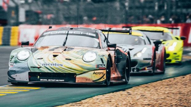 Project1 freut sich auf das Highlight Le Mans