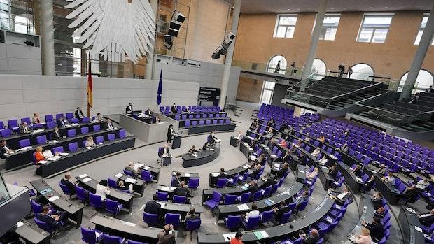 Bundestag beschließt Entlastung der Kommunen