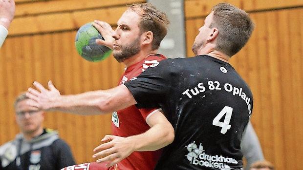 """TVC-Handballer trainieren im """"Homeoffice"""""""