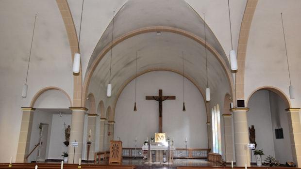 Farbtrends auch für Kirchenräume