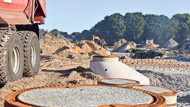 Neues Böseler Baugebiet am Flachsweg