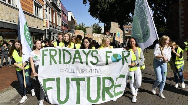 Fridays for Future streikt am Freitag für das Klima