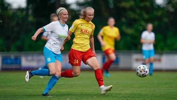 """Erst """"Prinzessin"""", nun Bundesliga-Spielerin"""
