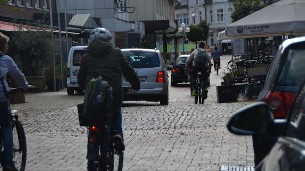 SPD will autofreie Mühlenstraße