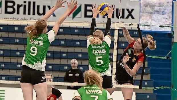 TVC: Janna Eilers  droht das Karriereende