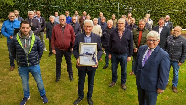 140 Jahre: Männergesangverein Concordia Frohsinn feiert