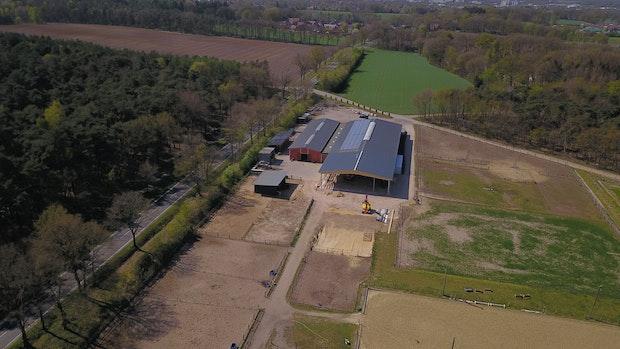 Reit- und Fahrverein Steinfeld erweitert Anlage