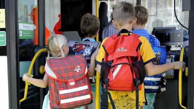 Im Kreis Vechta fahren künftig auch ältere Schüler kostenlos Bus