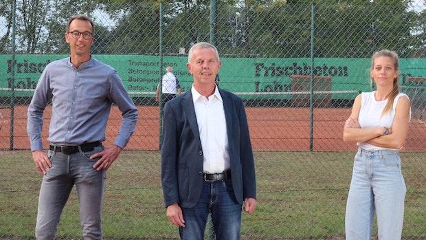 Ausbau der Tennishalle startet im Mai 2021