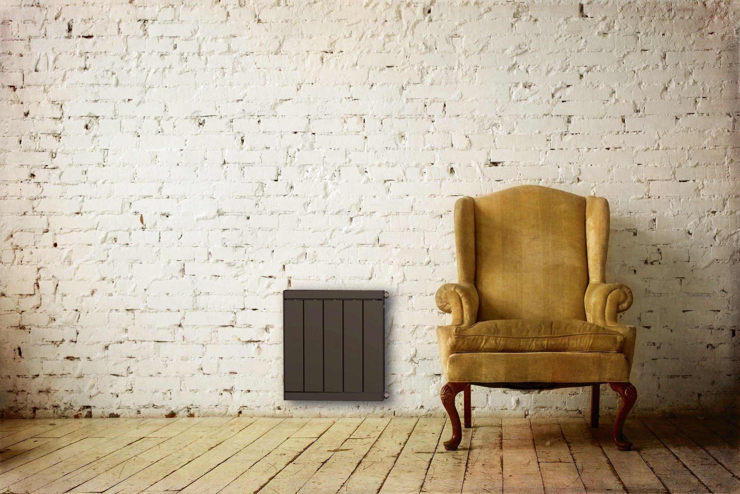 Egal ob im Wohnraum oder Badezimmer: Die Alu-Thermik Heizkörper von Olymp Werk machen in jedem Raum eine gute Figur. Foto: epr/Olymp Werk GmbH/Adobe Stock 89611334