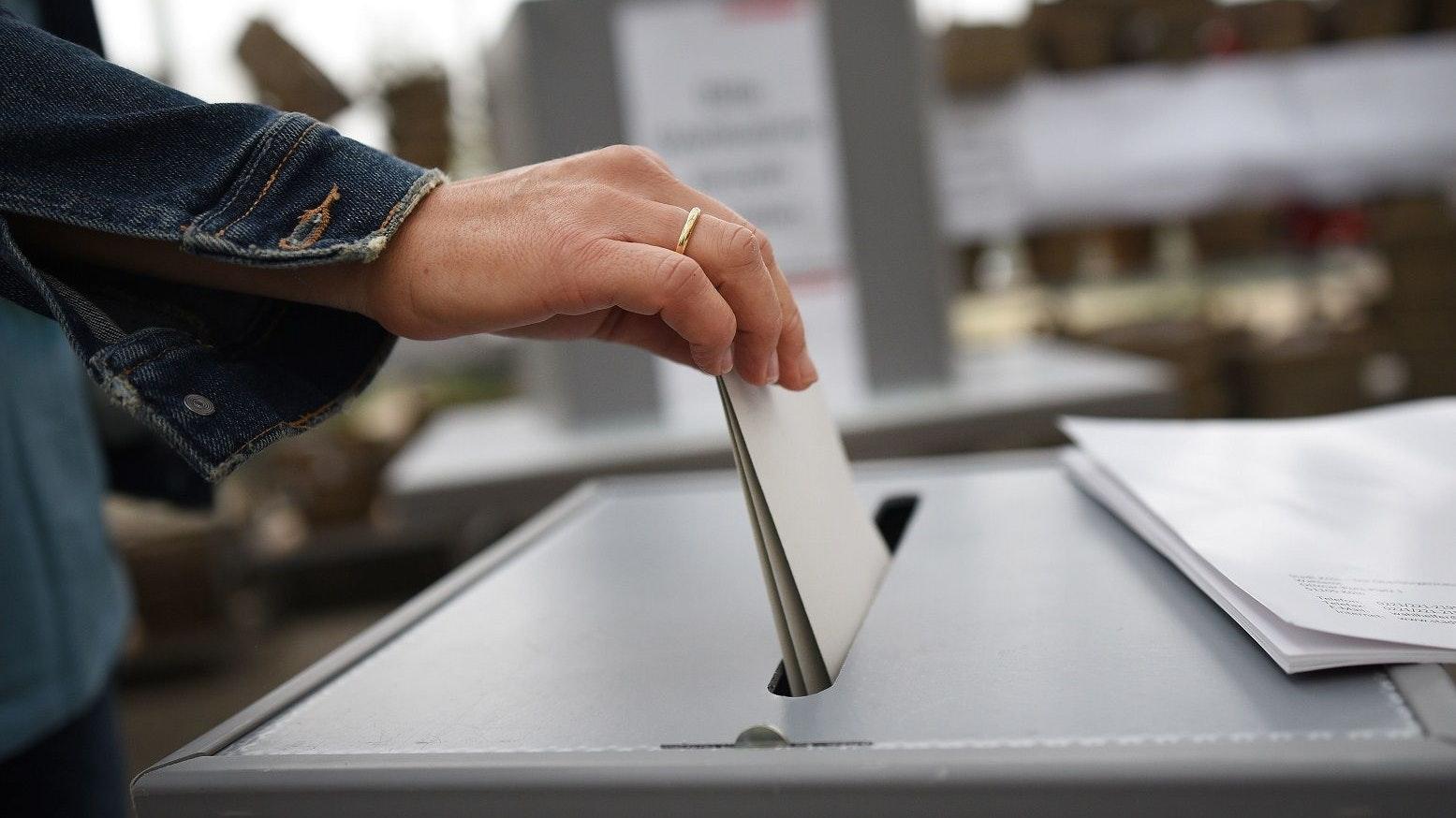 2021 muss ein neuer Landrat im Landkreis Vechta gewählt werden. Symbolfoto: dpa