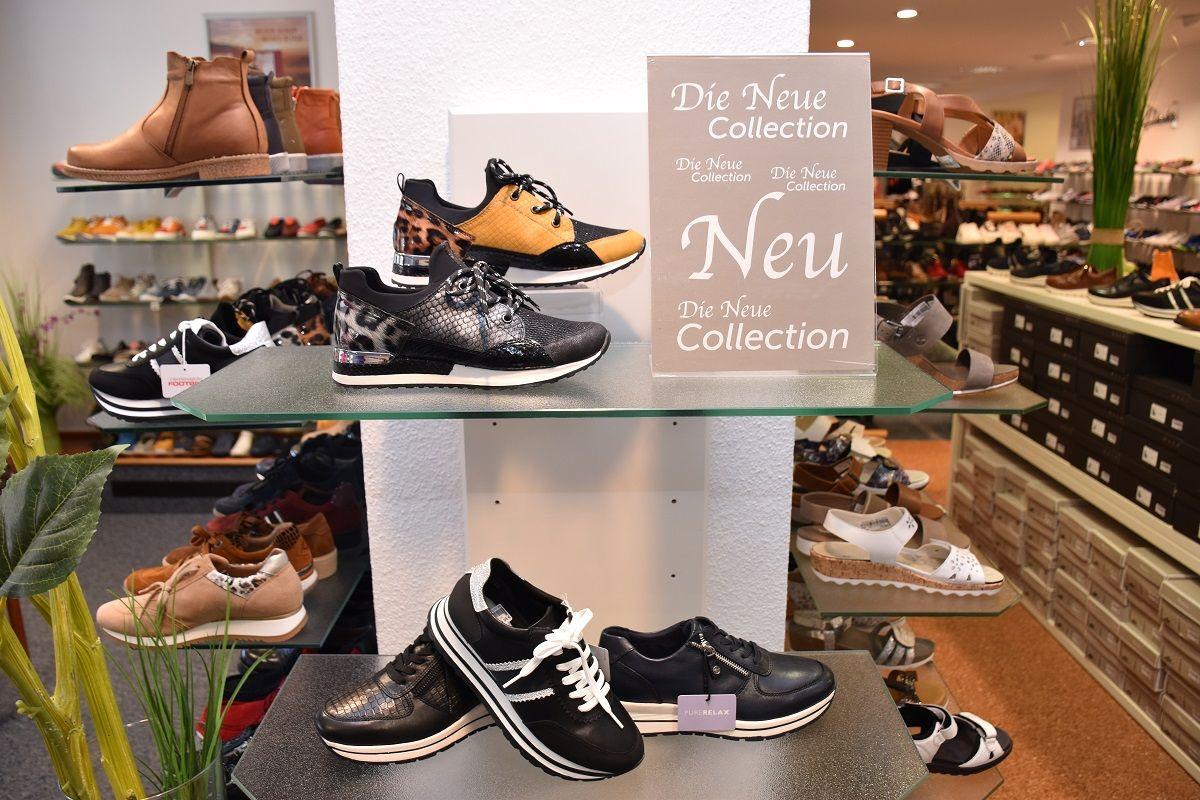 Die neue Herbstkollektion bietet viele Modelle in verschiedenen Farben von namhaften Herstellern. Foto: Klöker