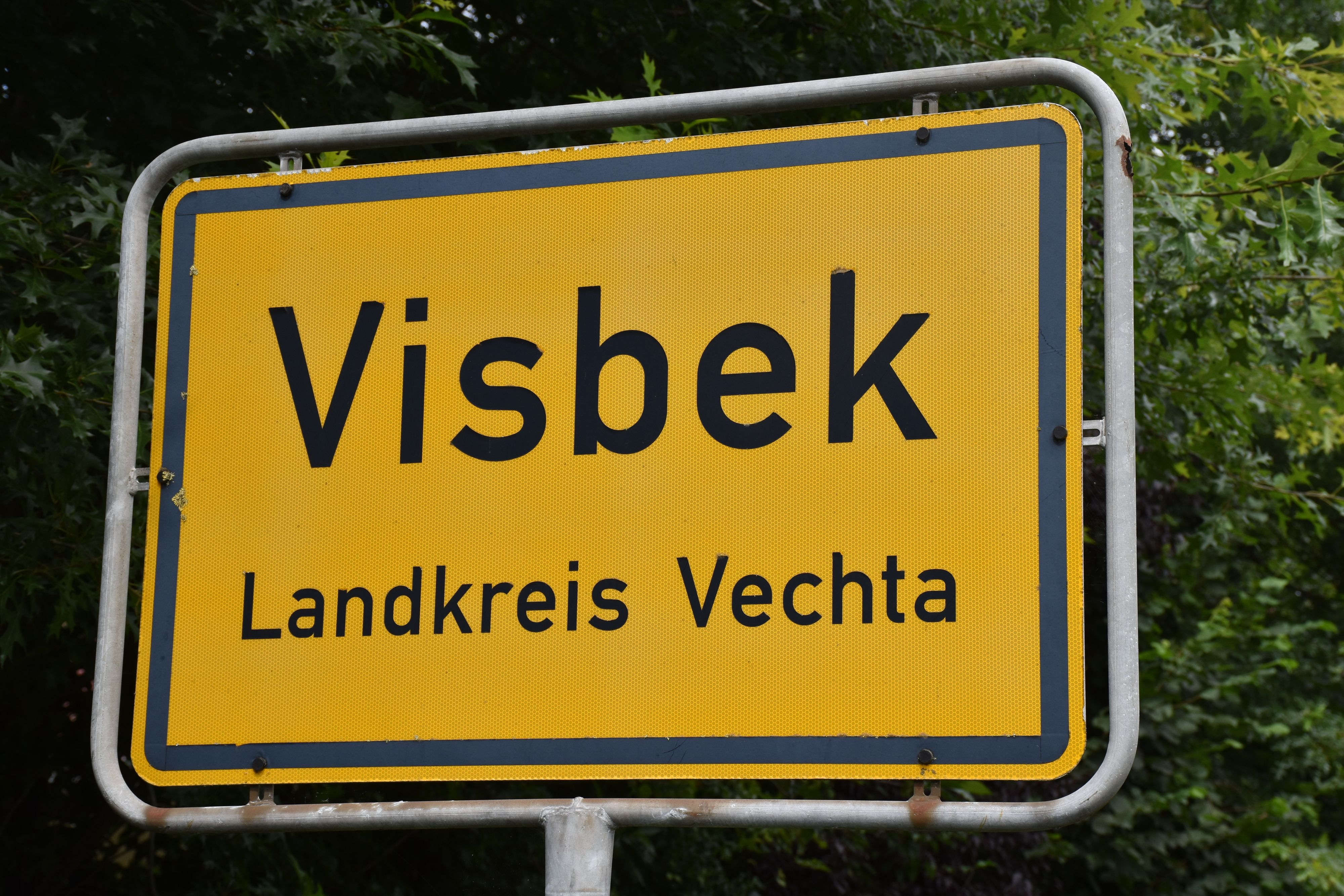 Insgesamt leben in der Gemeinde Visbek 10.353 Einwohner (Stand 31.12.2019). Im Jahr 2010 waren es noch 9.782 Einwohner gewesen. Foto: Ferber