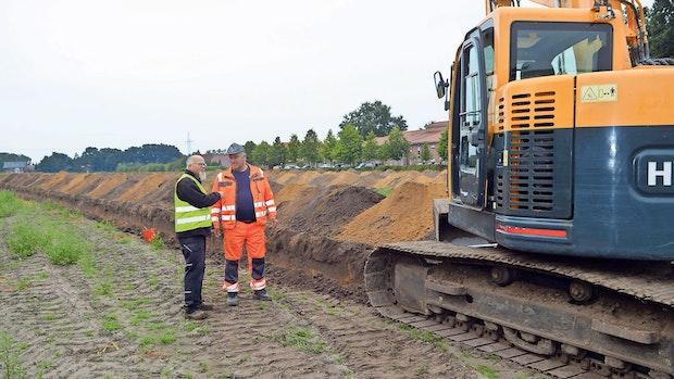 25 Vormerkungen für neue Bauplätze in Lindern