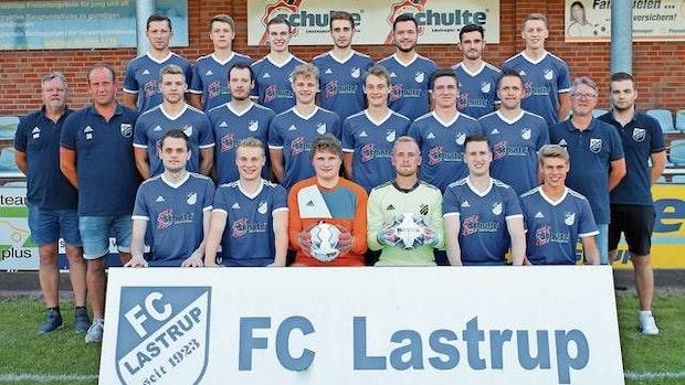 FC Lastrup vor schwerer Saison