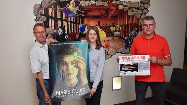 Große Kinokunst auf der Lohner Freilichtbühne