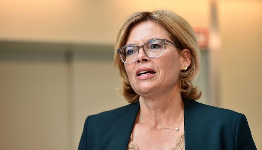 Bundesagrarministerin Julia Klöckner. Foto: dpa