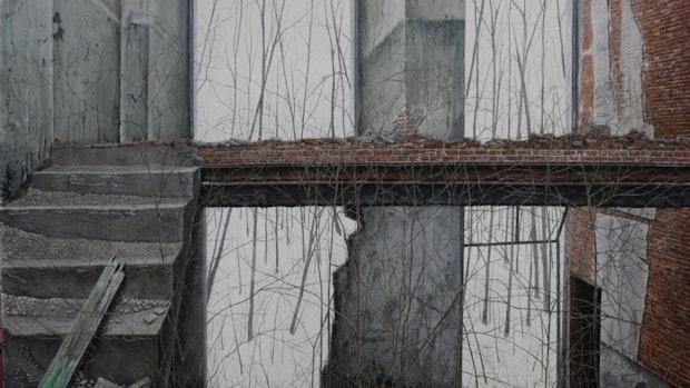 Über den Verlust nach Tschernobyl-Katastrophe