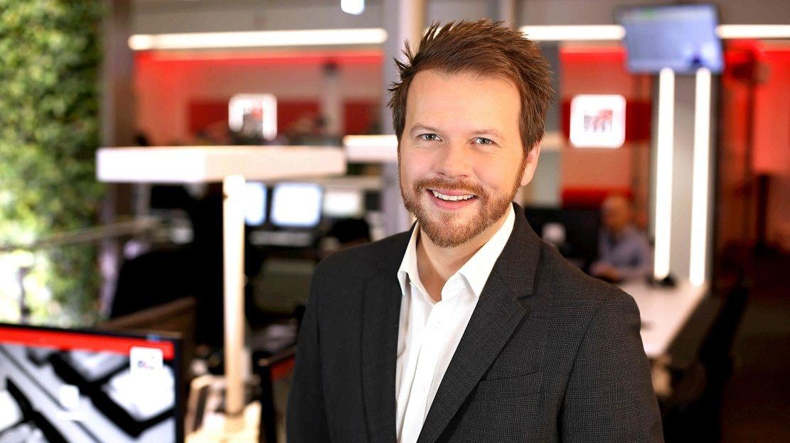 Freut sich über die Nominierung:Programmdirektor Jens Küffner. Foto: ffn