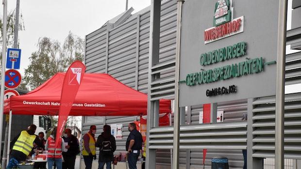 Wiesenhof-Betriebsrat fordert 100 Prozent Stammbelegschaft