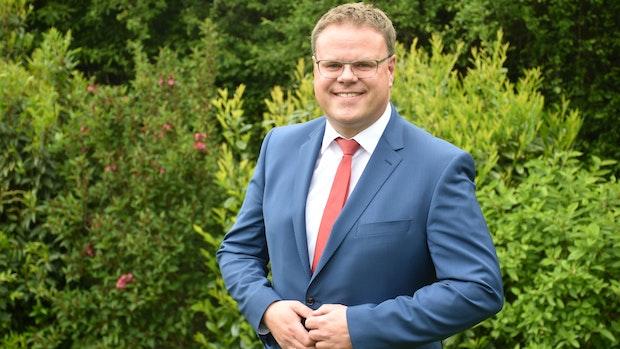 Tobias Gerdesmeyer will Landrat werden