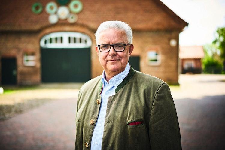 Vorsitzender Friedrich-Otto Ripke will mit dem niedersächsischen Landesverband der Geflügelwirtschaft Partner der Politik sein. Foto: NGW
