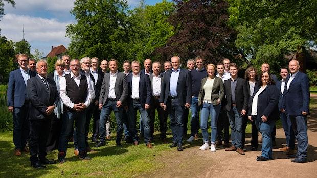 CDU stellt ihre Mannschaft für die Kommunalwahl vor