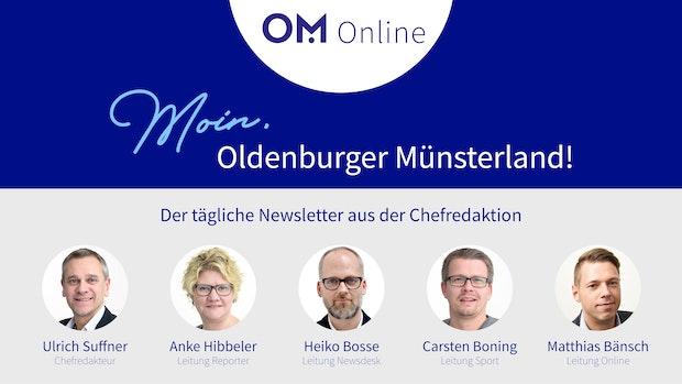 Moin, Oldenburger Münsterland!