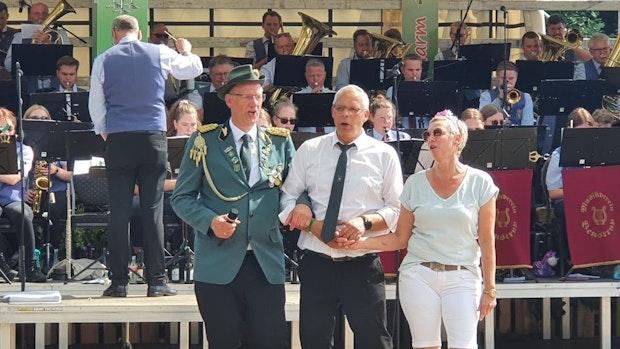 Sommerfest in Benstrup: Spagat zwischen Vorsicht und Feiern gelingt