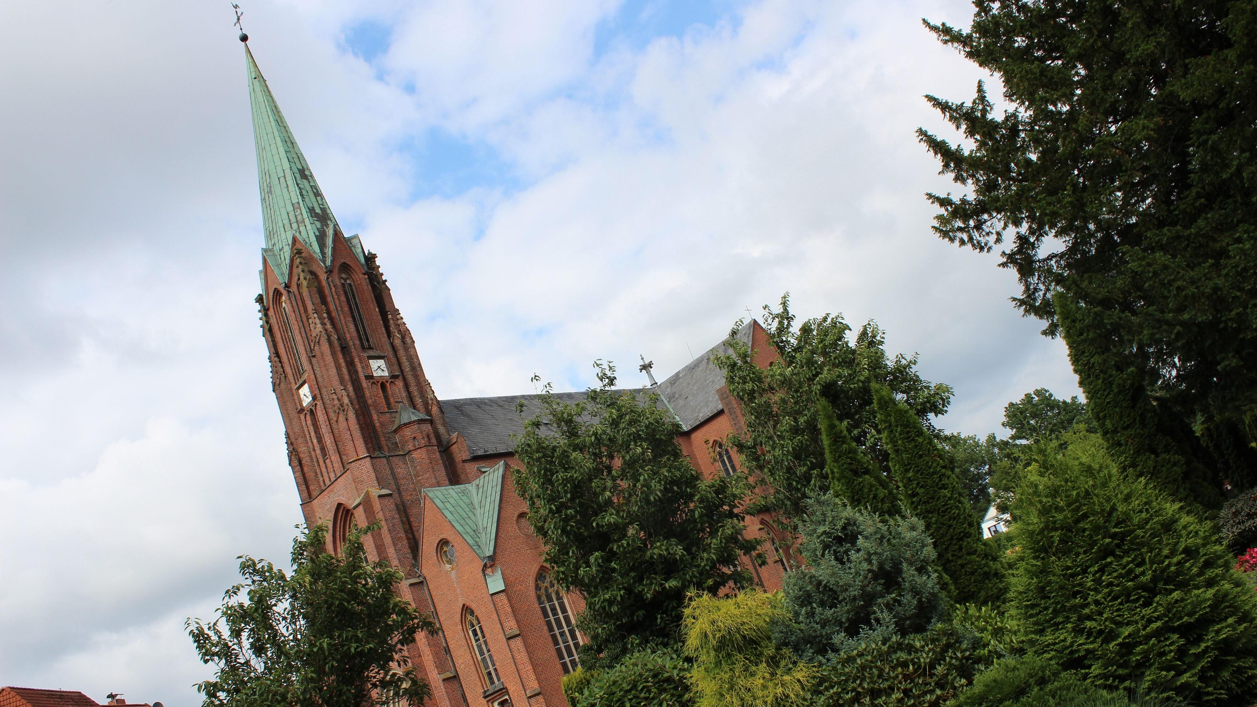KircheSt. Margaretha in Emstek. Foto: Heinzel