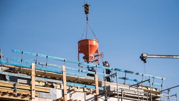 Lastruper Regenrückhaltebecken wird zum Bauplatz