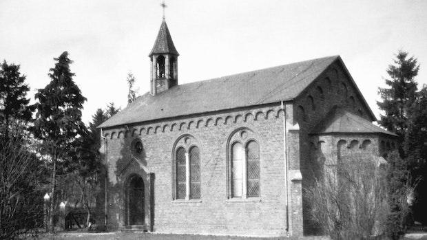 Eine einfache und doch würdige Kapelle