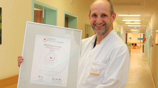 Auszeichnung für Dammer Krankenhaus