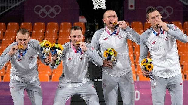 Ex-Rasta-Spieler Karlis Lasmanis holt Olympia-Gold