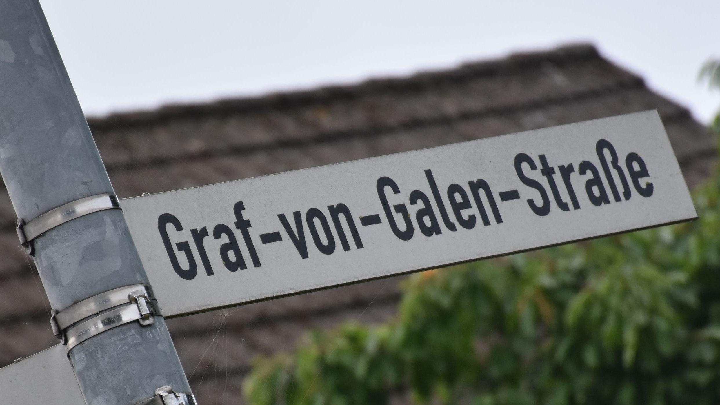 Ein zukunftsweisendes Vorhaben: An der Graf-von-Galen-Straße nördlich der Allensteiner Straße wollen die Investoren eine Siedlung mit 12 Bauplätzen und bis zu 26 Wohnungen entwickeln. Foto: Timphaus
